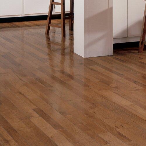 Specialty 5 engineered maple flooring in maple tumbleweed for Somerset flooring