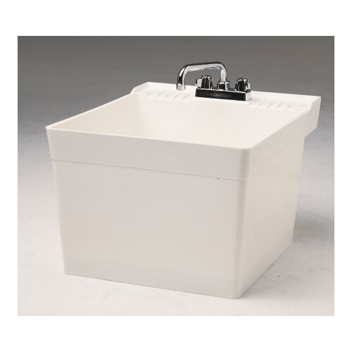 Wall Hung Laundry Tub : Fiat Wall Hung Utility Sink & Reviews Wayfair