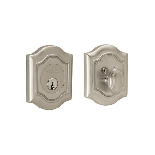 "Baldwin Bethpage 3.5"" Deadbolt with Single Cylinder"