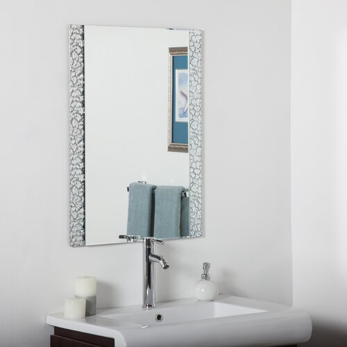 Decor Wonderland Vanity Bathroom Mirror & Reviews