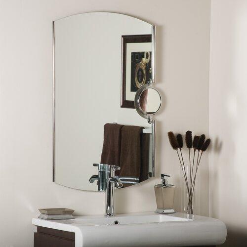 Frameless Addison Wall Mirror