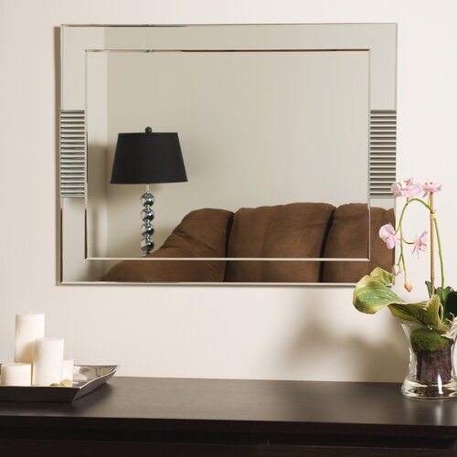 Decor Wonderland Francisca Wall Mirror
