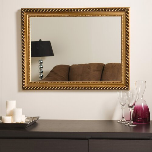 Decor Wonderland Marina Framed Wall Mirror