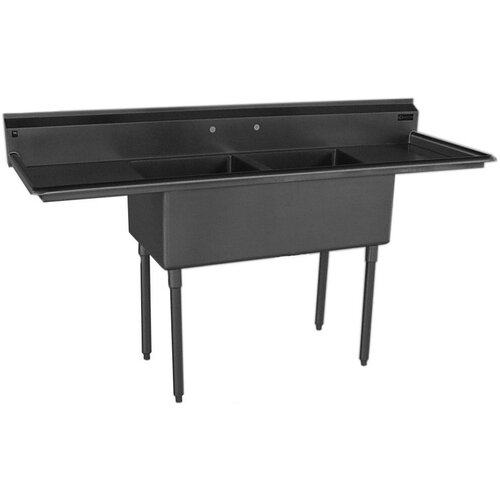 Griffin Double Bowl Scullery Sink