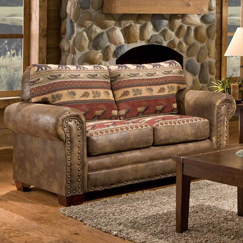Lodge Sierra Loveseat