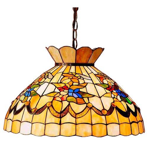 Meyda Tiffany Tiffany Bumble 3 Light Bee Pendant