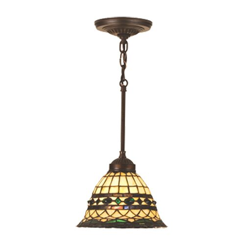Meyda Tiffany Tiffany Roman 1 Light Mini Pendant Amp Reviews