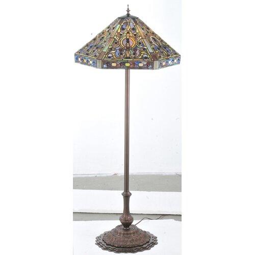 Meyda Tiffany Tiffany Elizabethan Floor Lamp