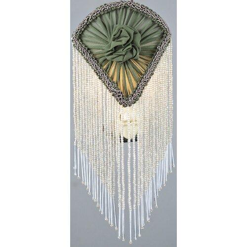 Fan Fabric with Fringe Night Light