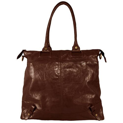 Latico Leathers Washed Pilar Tote / Weekender Bag