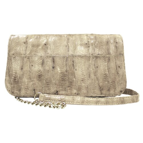 Amazonia Laurel Flap Clutch