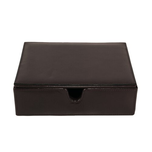 Latico Leathers Heritage Medium Desk Box