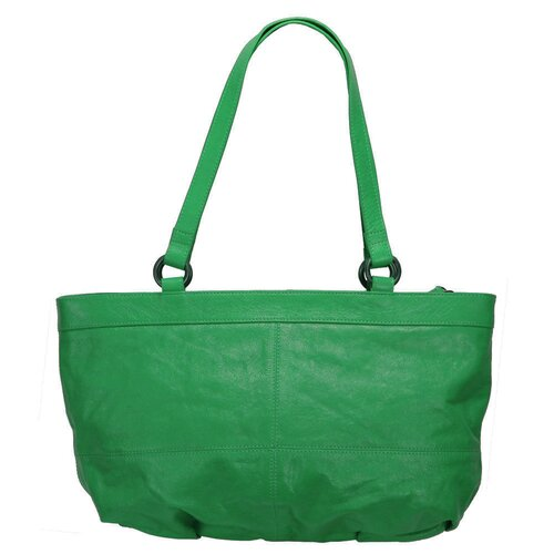 Latico Leathers MIMI East / West City Flapper Tote bag