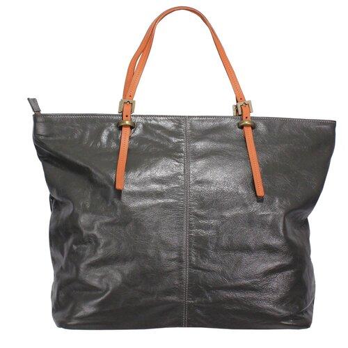 Latico Leathers Nadia Rava Large Tote Bag