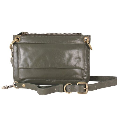 Latico Leathers Esmerelda Cross-Body Bag