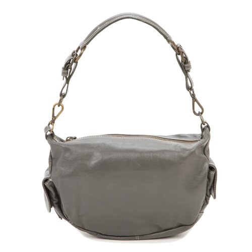 Latico Leathers Mimi in Memphis Gianna Double Medium Shoulder Bag