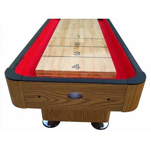 Playcraft Woodbridge 16' Cherry Shuffleboard