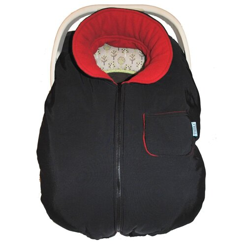 Tivoli Couture Infant Car Seat Lining and Weather Cover