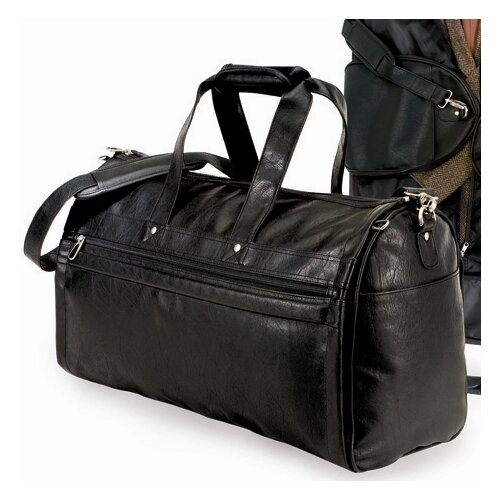 Koskin Leather 2-in-1 Carry-On Garment Bag