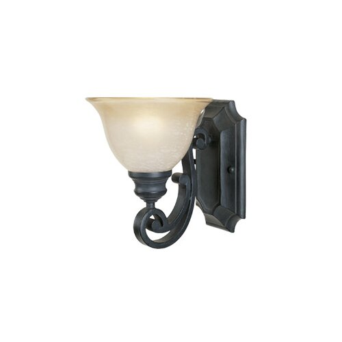 Designers Fountain Barcelona 1 Light Wall Sconce