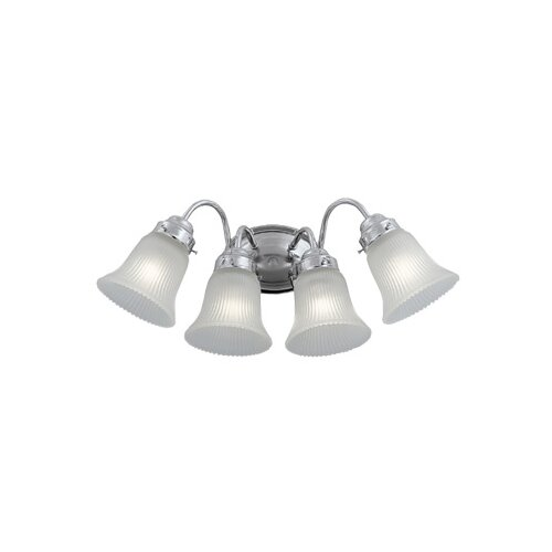 Designers Fountain 4 Light Vanity Light