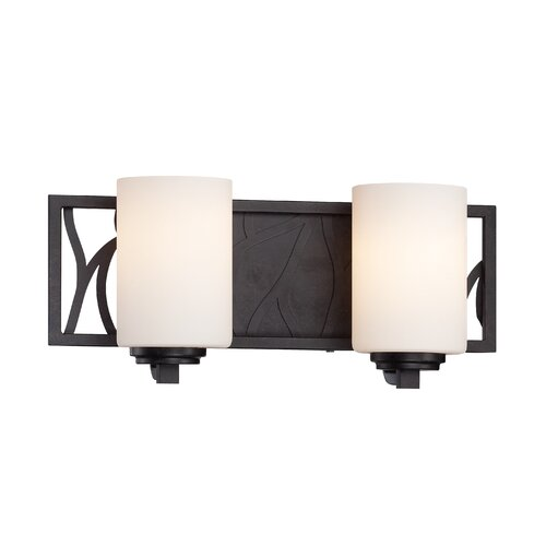 Designers Fountain Modesto 2 Light Bath Vanity Light