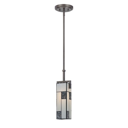 Designers Fountain Bradley 1 Light Mini Pendant