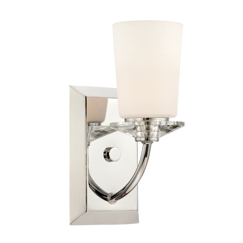 Designers Fountain Palatial 1 Light Vanity Light