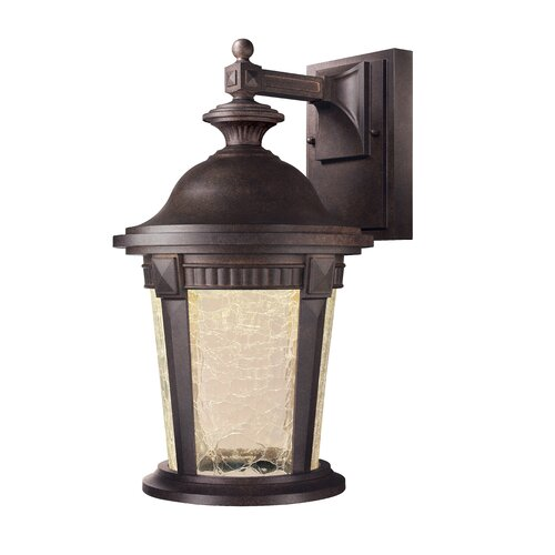 Designers Fountain Whitmore Outdoor Wall Lantern