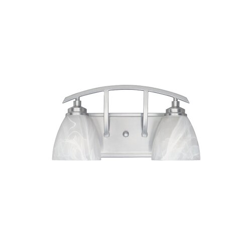 Designers Fountain Tackwood 2 Light Vanity Light