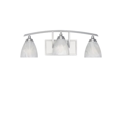 Designers Fountain Tackwood 3 Light Vanity Light