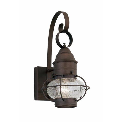 Designers Fountain Nantucket Onion Wall Lantern