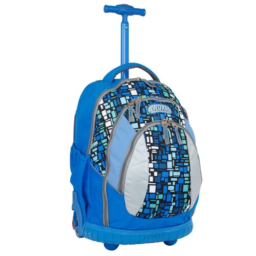 Sweet Kid's Ergonomic Rolling Backpack