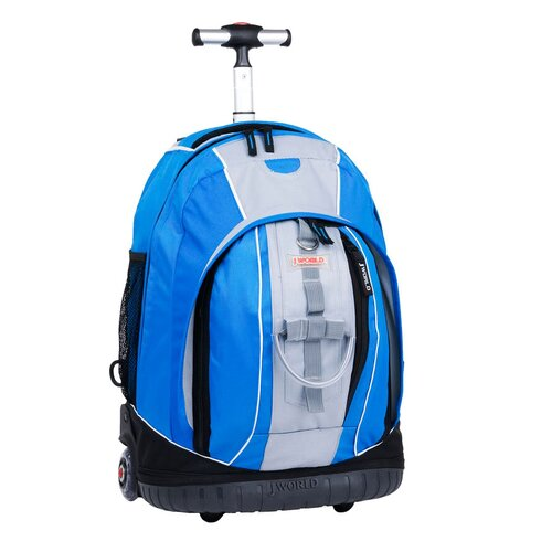 J World Twinkle Rolling Backpack