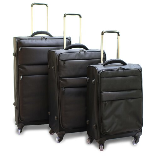 Kist 3 Piece Light-Weight Luggage Set