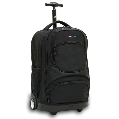 Sunburst Laptop Rolling Backpack