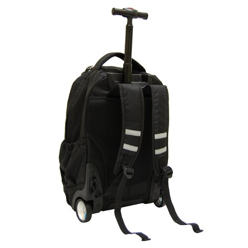 J World Sunbeam Laptop Rolling Backpack