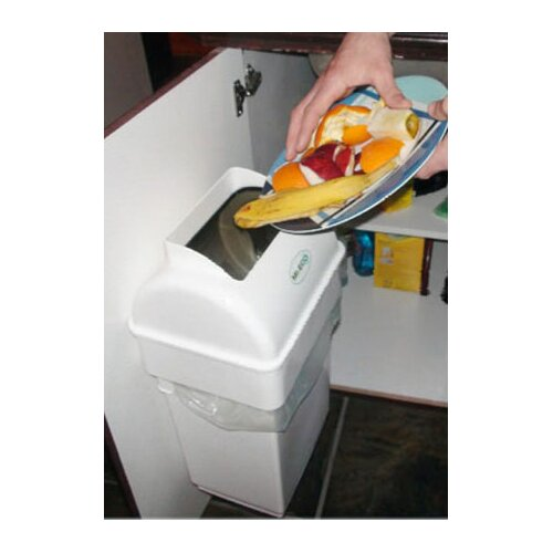 Exaco Mr. Eco .4 Cu. Ft. Kitchen Compost Collector