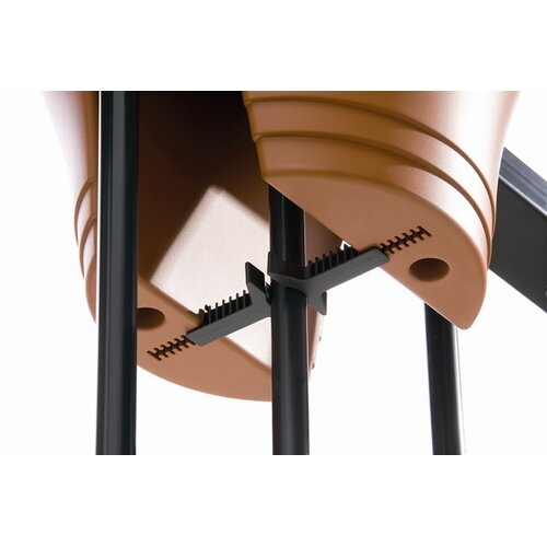exaco corsica flower bridge planter pack of 2 reviews wayfair. Black Bedroom Furniture Sets. Home Design Ideas