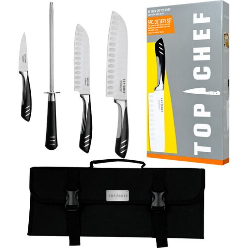 Top Chef 5 Piece Cutlery Set