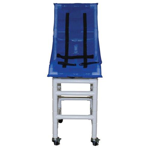 MJM International Reclining Shower Chair with Leg Extension