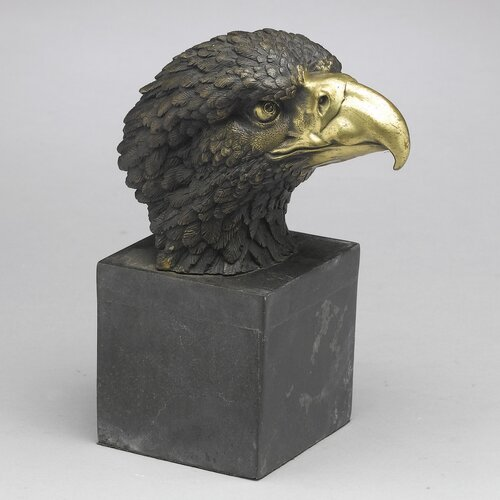 Eagle Head Figurine