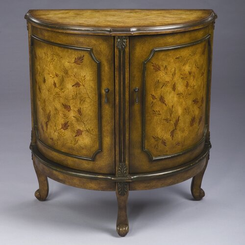 AA Importing Half Round Cabinet & Reviews