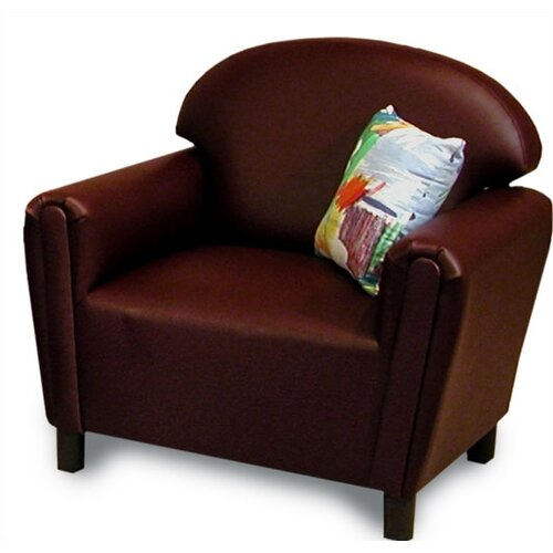 Brand New World 68Just Like Home Vinyl Upholstery Chair