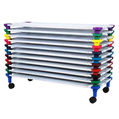 Mahar Multi-Colored Cot