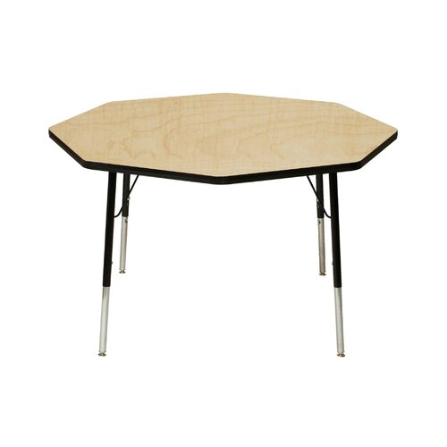 "Mahar Standard Height 48"" Octagon Table"