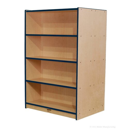 "Mahar Double-Sided 60"" Bookcase"