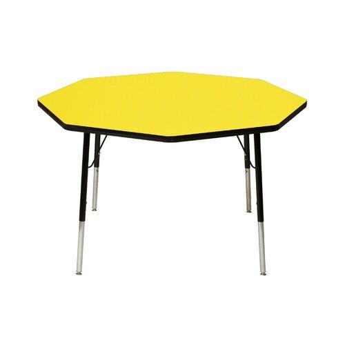 "Mahar 48"" Octagon Classroom Table"