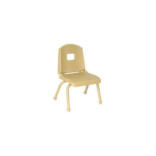 "Mahar 14"" Creative Colors Split Bucket Stack Chair"