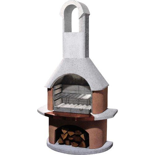 Cape Cod Outdoor Fireplace